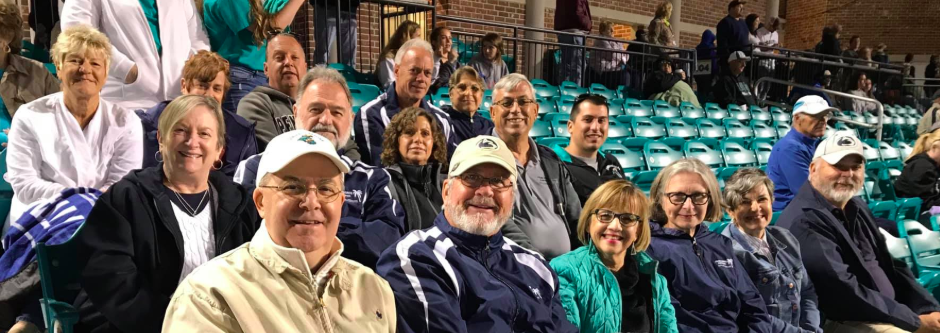 Carolina Baseball Game